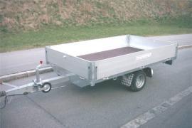 PKW-Anhänger Hochlader PHE bis 1.500 kg