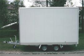 PKW-Anhänger Hochlader PHT Leichtbau-Koffer bis 3.500 kg