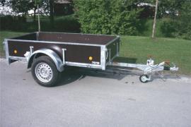 PKW-Anhänger Tieflader PTE bis 750 kg